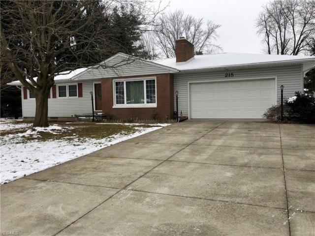 215 Nestledown Dr, Mogadore, OH 44260 (MLS #4063142) :: RE/MAX Edge Realty