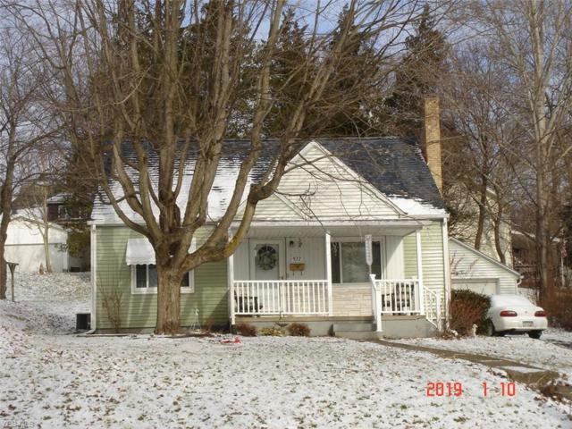 572 W Martin St, East Palestine, OH 44413 (MLS #4063269) :: RE/MAX Edge Realty