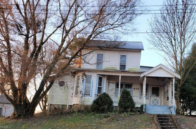 413 High St, Woodsfield, OH 43793 (MLS #4063323) :: RE/MAX Edge Realty