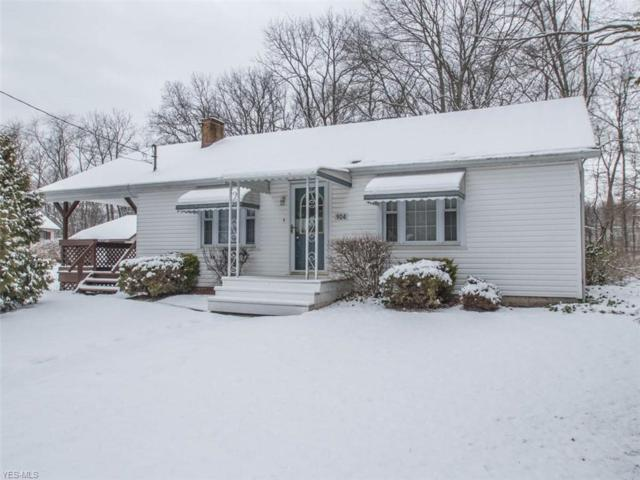 904 W Main St, East Palestine, OH 44413 (MLS #4063358) :: RE/MAX Edge Realty