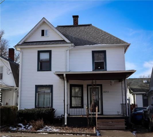231 Wrights Ave, Conneaut, OH 44030 (MLS #4063365) :: RE/MAX Edge Realty