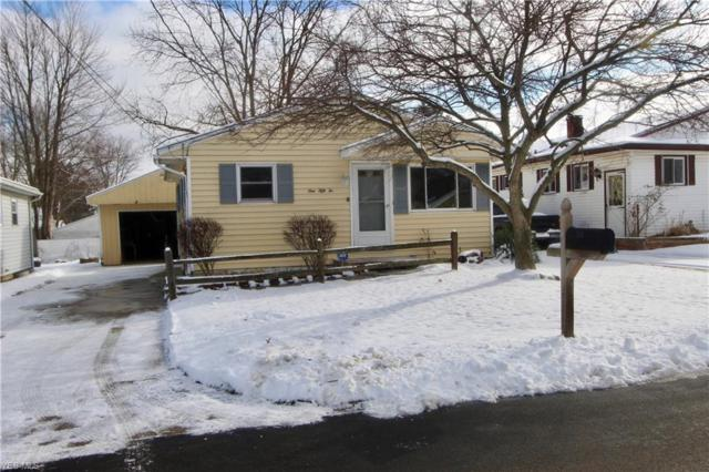 152 26th St NW, Massillon, OH 44647 (MLS #4063369) :: RE/MAX Trends Realty