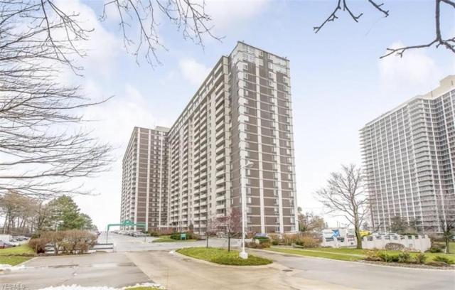 12900 Lake Ave #1427, Lakewood, OH 44107 (MLS #4063379) :: RE/MAX Edge Realty