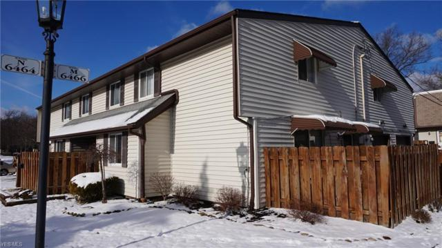 6466 Concord Dr M12, Parma, OH 44134 (MLS #4063420) :: RE/MAX Edge Realty