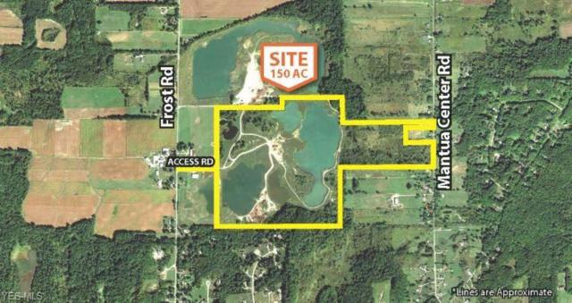 12018 Frost Rd, Mantua, OH 44255 (MLS #4063440) :: RE/MAX Edge Realty
