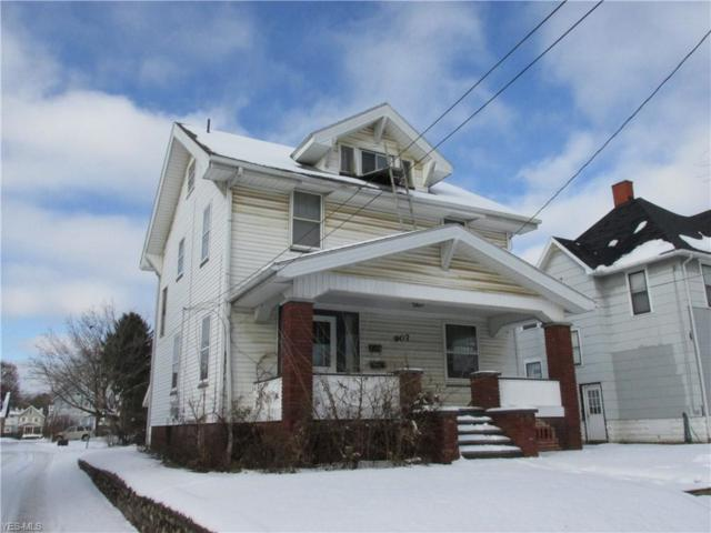 907 Maryland Ave SW, Canton, OH 44710 (MLS #4063442) :: RE/MAX Edge Realty