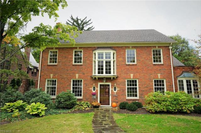 2986 Kingsley Rd, Shaker Heights, OH 44122 (MLS #4063470) :: RE/MAX Edge Realty