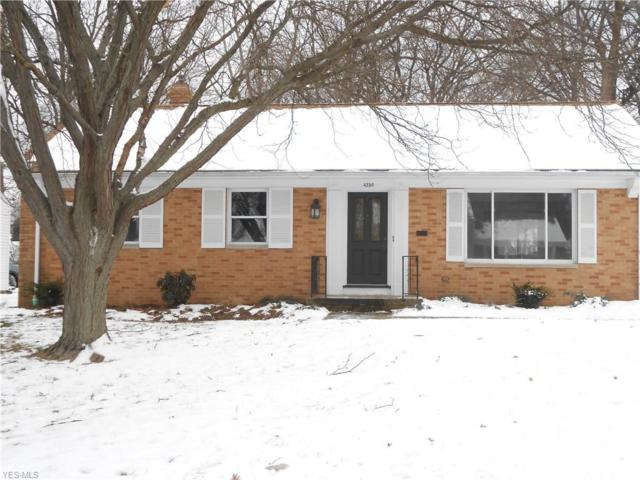 4250 W 202nd St, Fairview Park, OH 44126 (MLS #4063650) :: Ciano-Hendricks Realty Group