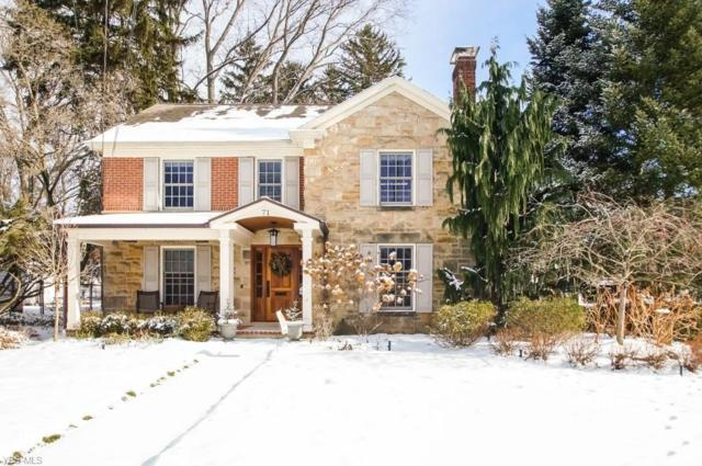 71 S Franklin St, Chagrin Falls, OH 44022 (MLS #4063846) :: RE/MAX Valley Real Estate