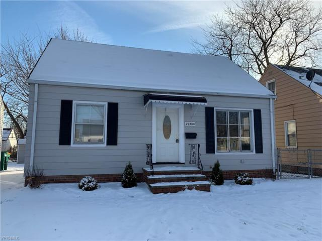 21300 Watson Rd, Maple Heights, OH 44137 (MLS #4063897) :: RE/MAX Trends Realty