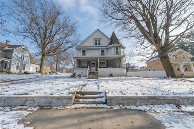 255 High St, Wadsworth, OH 44281 (MLS #4063908) :: Keller Williams Chervenic Realty