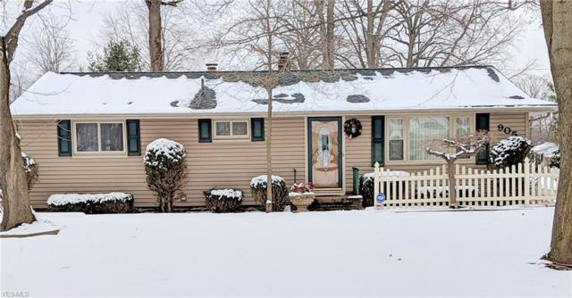 905 39th St SW, Canton, OH 44706 (MLS #4064027) :: RE/MAX Trends Realty