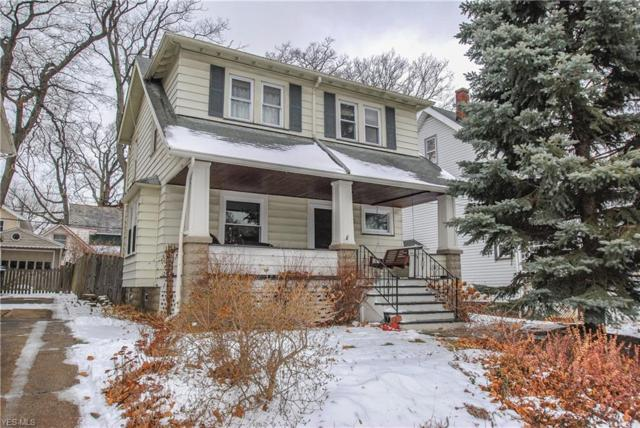 1650 Wyandotte Ave, Lakewood, OH 44107 (MLS #4064225) :: RE/MAX Edge Realty