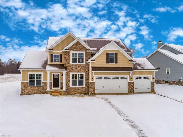 2625 Ledgestone Dr NW, Uniontown, OH 44685 (MLS #4064229) :: Keller Williams Chervenic Realty