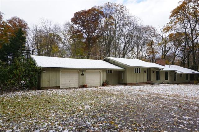 3021 Rohrer Rd, Wadsworth, OH 44281 (MLS #4064239) :: Keller Williams Chervenic Realty