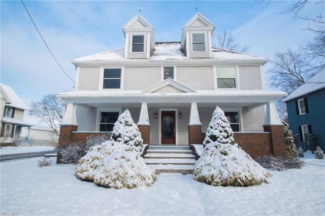 247 W Maple St, Hartville, OH 44632 (MLS #4064288) :: Keller Williams Chervenic Realty