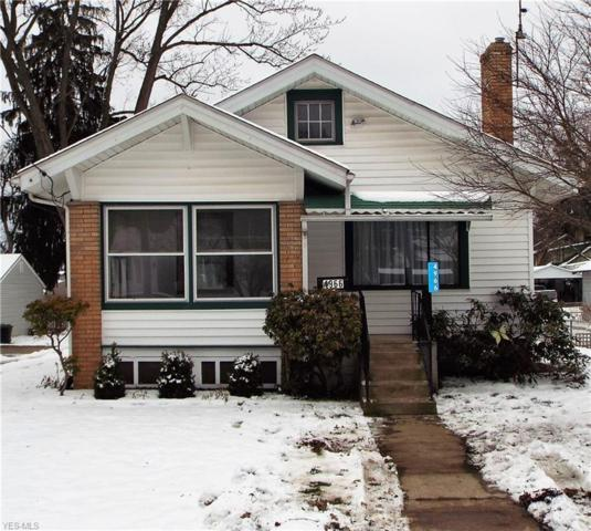 4966 Barrie St NW, Canton, OH 44708 (MLS #4064296) :: RE/MAX Edge Realty