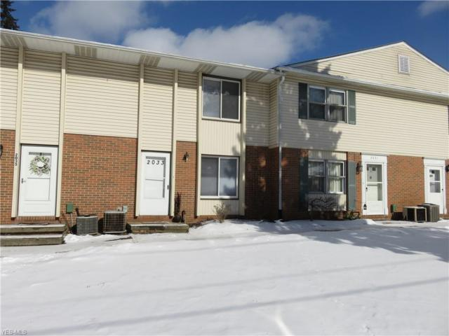 2033 50th St, North Canton, OH 44709 (MLS #4064329) :: RE/MAX Edge Realty