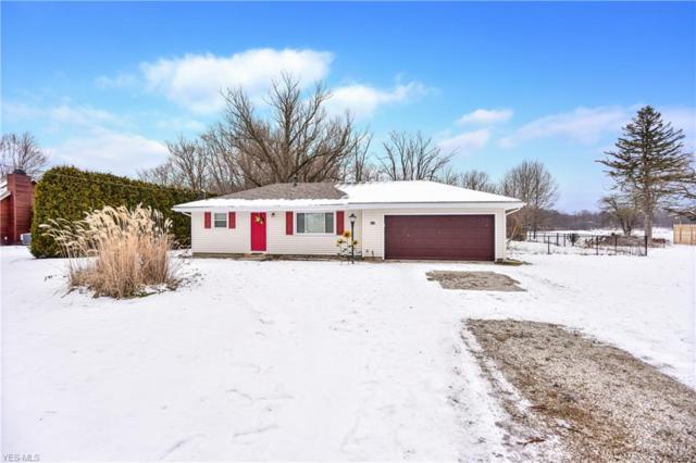 452 Driftwood Ave, North Benton, OH 44449 (MLS #4064394) :: Keller Williams Chervenic Realty