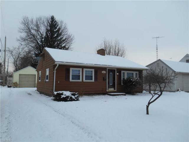 4616 13th St SW, Canton, OH 44710 (MLS #4064463) :: RE/MAX Edge Realty