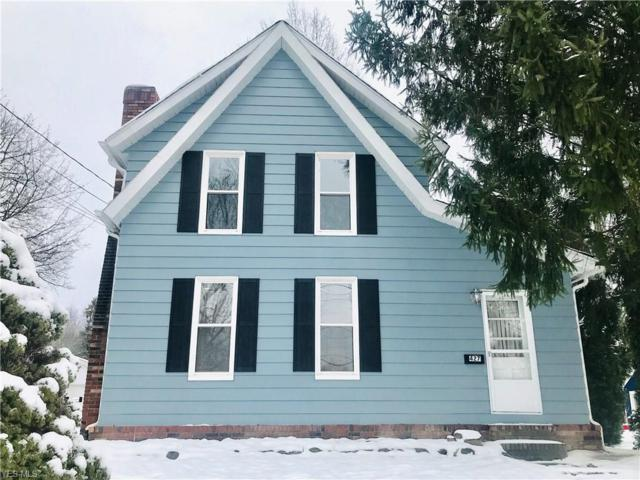 427 High St, Wadsworth, OH 44281 (MLS #4064573) :: Keller Williams Chervenic Realty