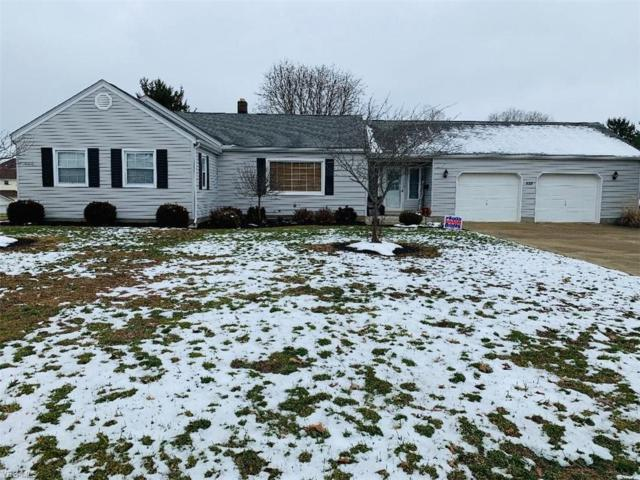 628 E Russell Ave, West Lafayette, OH 43845 (MLS #4064614) :: Keller Williams Chervenic Realty