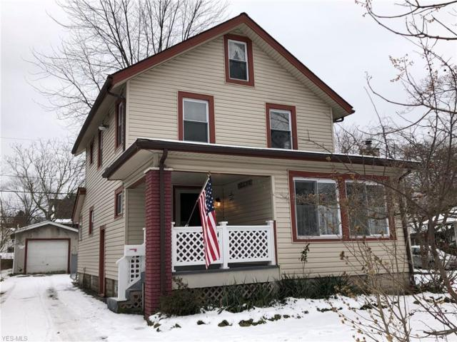 837 Kenilworth Ave SE, Warren, OH 44484 (MLS #4064712) :: RE/MAX Edge Realty