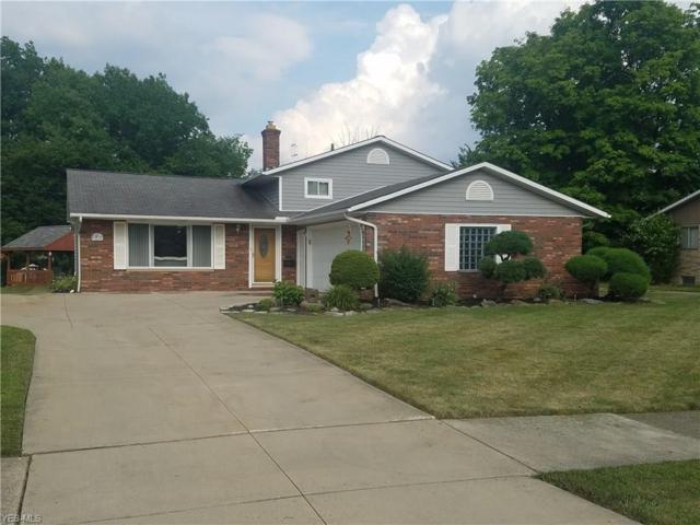 5617 N Circleview Dr, Seven Hills, OH 44131 (MLS #4064732) :: Keller Williams Chervenic Realty
