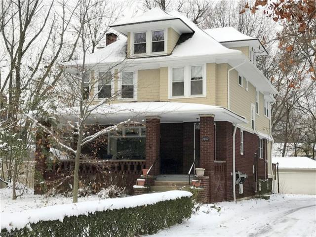 2652 Ashton Rd, Cleveland Heights, OH 44118 (MLS #4064737) :: RE/MAX Edge Realty