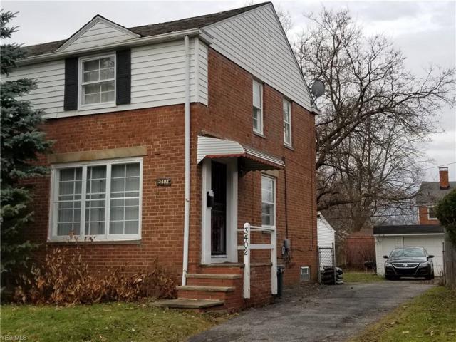 3402 Westbury Rd, Shaker Heights, OH 44120 (MLS #4064740) :: Keller Williams Chervenic Realty