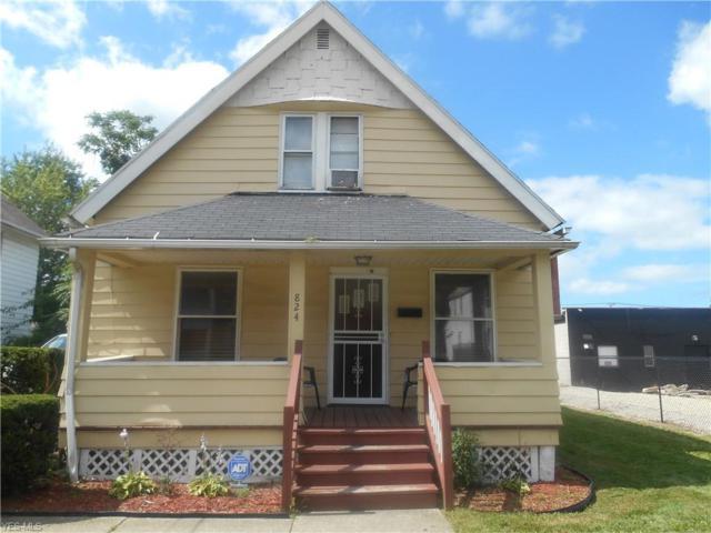824 E 154th St, Cleveland, OH 44110 (MLS #4064743) :: Keller Williams Chervenic Realty
