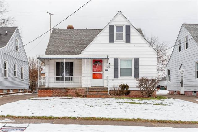 1596 Wexford Ave, Parma, OH 44134 (MLS #4064856) :: RE/MAX Edge Realty