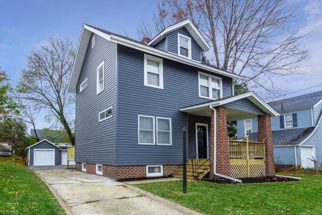 2107 31st St NW, Canton, OH 44709 (MLS #4065023) :: RE/MAX Edge Realty