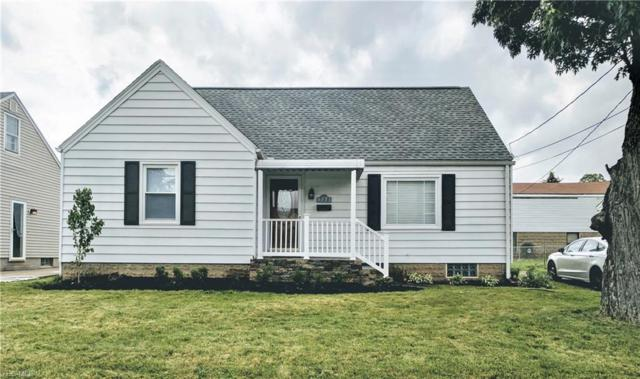 723 12th St SW, Massillon, OH 44647 (MLS #4065114) :: RE/MAX Edge Realty