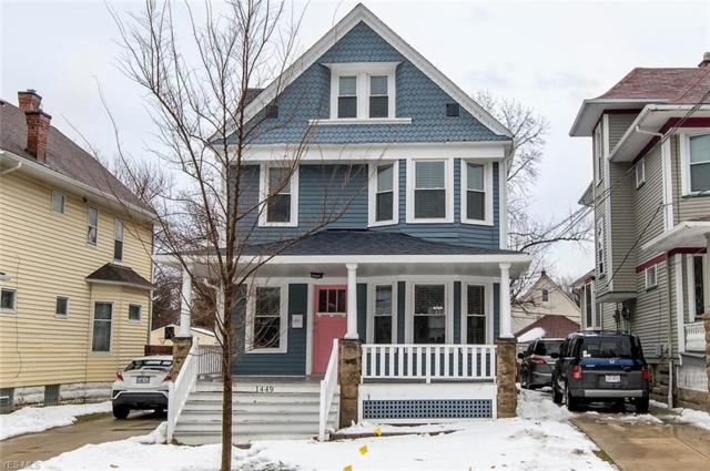 1449 Alameda Ave, Lakewood, OH 44107 (MLS #4065301) :: RE/MAX Edge Realty