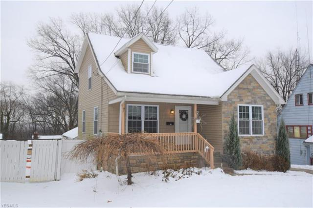 163 Malacca St, Akron, OH 44305 (MLS #4065373) :: RE/MAX Edge Realty