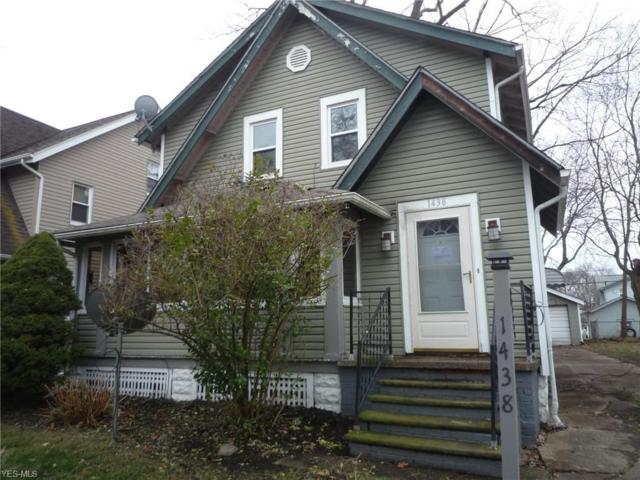 1438 Redwood Ave, Akron, OH 44301 (MLS #4065434) :: RE/MAX Edge Realty