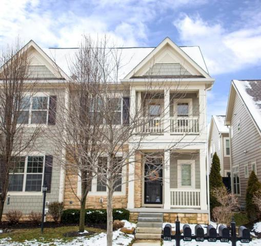 6747 Cooperstone Dr #79, Dublin, OH 43017 (MLS #4065791) :: RE/MAX Edge Realty