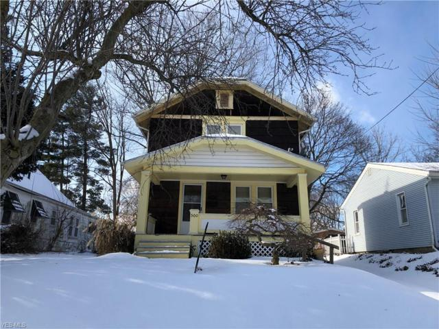 500 Lamont St, Akron, OH 44305 (MLS #4066138) :: RE/MAX Edge Realty