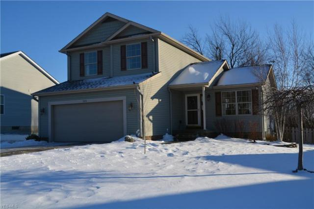 155 Hillside Dr, Wadsworth, OH 44281 (MLS #4066231) :: RE/MAX Edge Realty