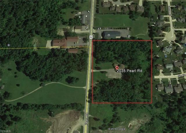 2035 Pearl Rd, Brunswick, OH 44212 (MLS #4066610) :: RE/MAX Valley Real Estate