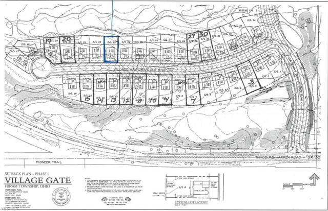 7001 Village Way, Hiram, OH 44234 (MLS #4066807) :: RE/MAX Valley Real Estate