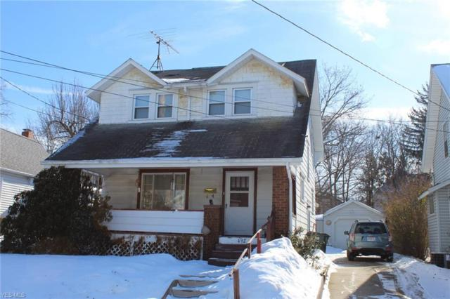 492 W Columbia St, Alliance, OH 44601 (MLS #4067203) :: RE/MAX Edge Realty