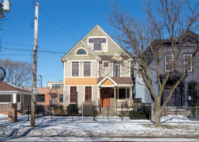 2910 Franklin Blvd, Cleveland, OH 44113 (MLS #4067368) :: RE/MAX Edge Realty