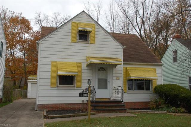19308 Sunset Dr, Warrensville Heights, OH 44122 (MLS #4067460) :: RE/MAX Edge Realty