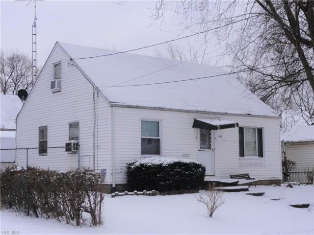 1432 Spring Ave NE, Canton, OH 44714 (MLS #4067626) :: The Crockett Team, Howard Hanna
