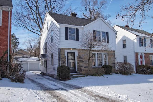 1184 Brentwood Rd, Cleveland Heights, OH 44121 (MLS #4067695) :: RE/MAX Edge Realty