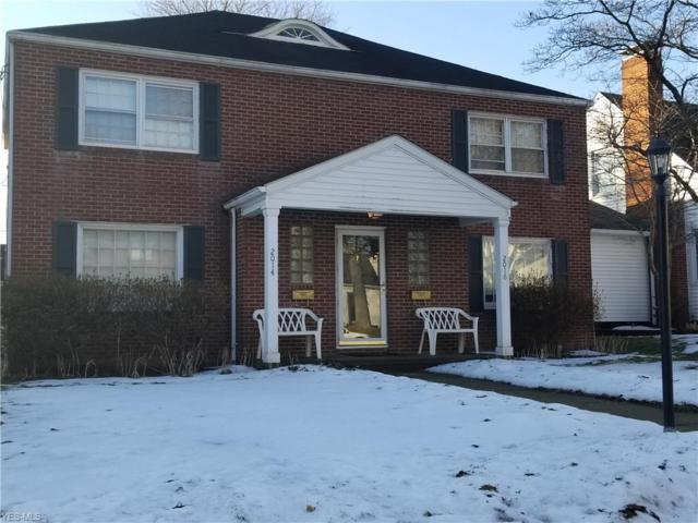 2014 34th St NW, Canton, OH 44709 (MLS #4067817) :: RE/MAX Edge Realty