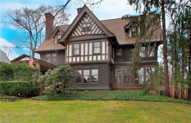 2700 East Overlook Rd, Cleveland Heights, OH 44106 (MLS #4068199) :: RE/MAX Edge Realty