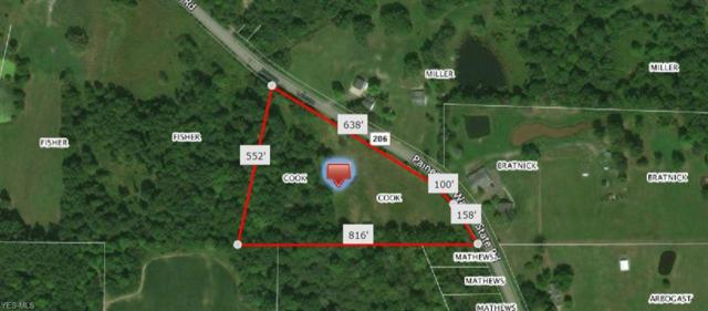 3836 Painesville Warren Rd, Southington, OH 44470 (MLS #4068397) :: RE/MAX Edge Realty